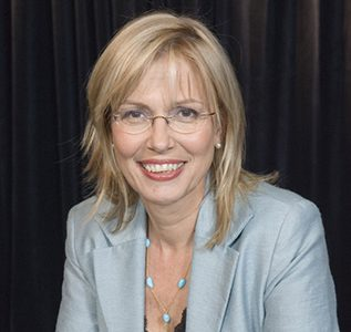 Helen Fotopulos, vice-présidente du ca