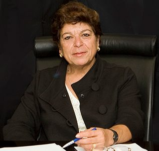 Maria Peluso, Administratrice et ex-présidente 1982 à 1986