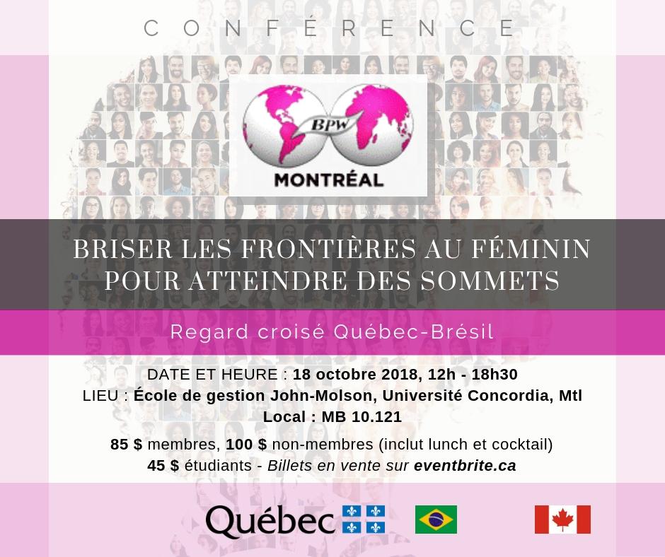 Conférence 18 octobre 2018