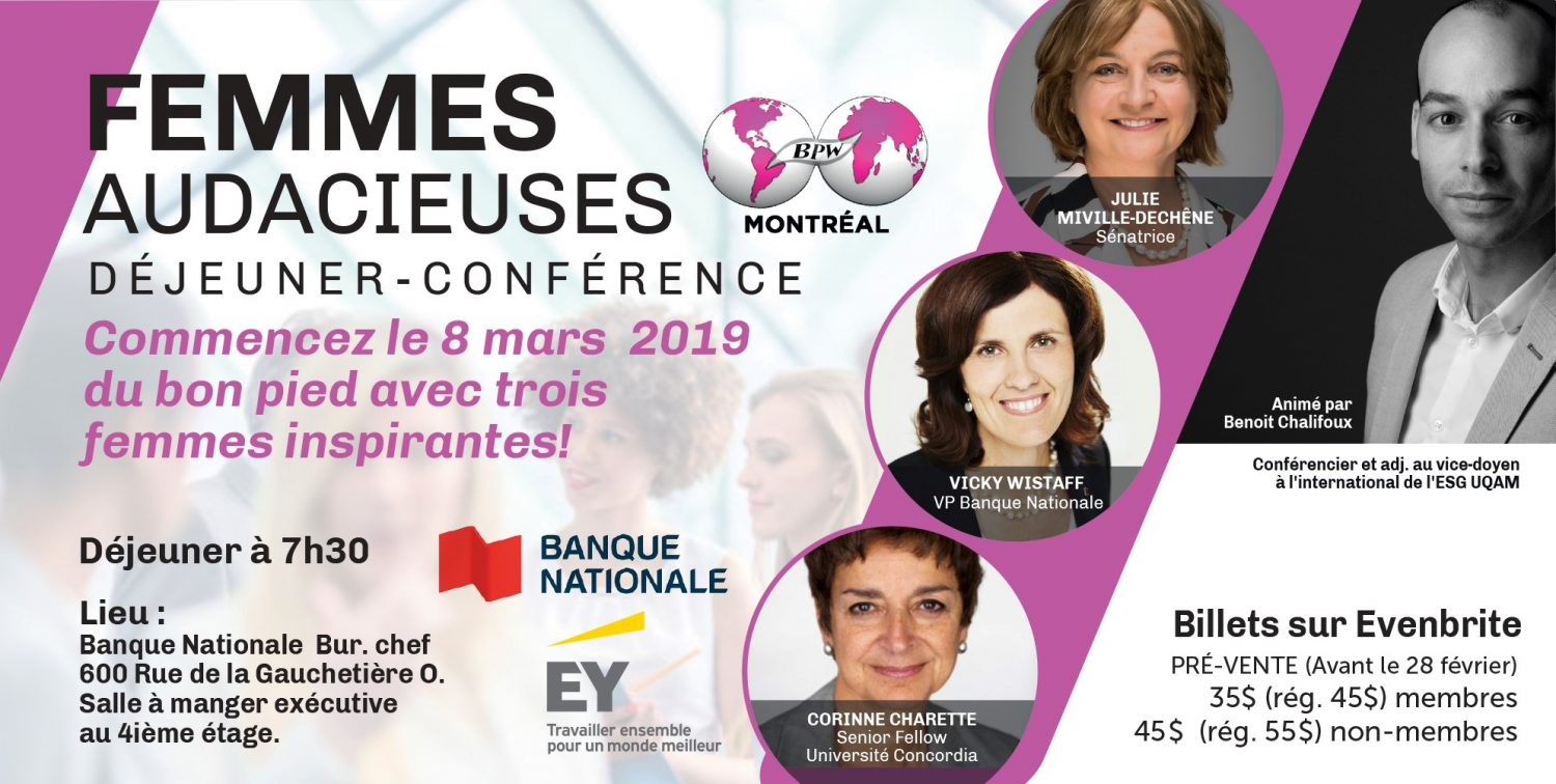 Bpw Montreal Business Professional Women Montreal
